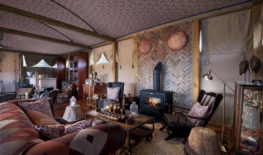 Main Lounge Area