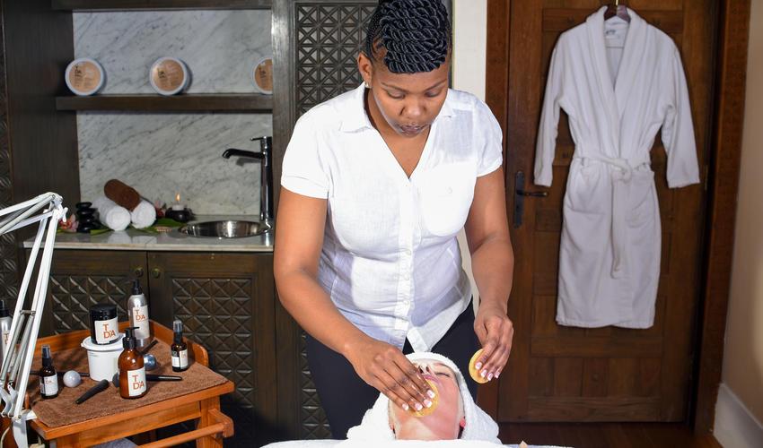Luxury spa in Naiorbi