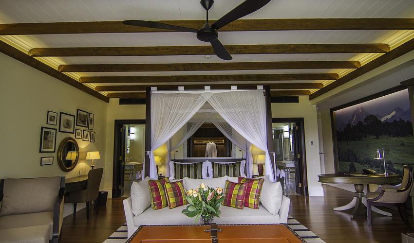 Full view of the Hemingways Nairobi Deluxe Suite
