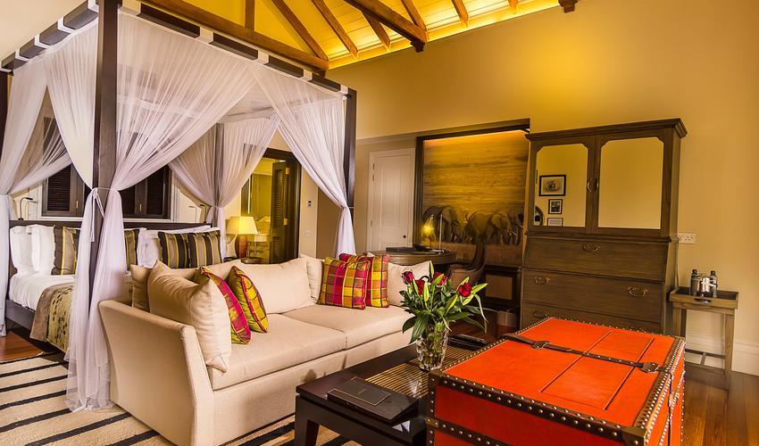 A lavish room at hemingways Naiorbi