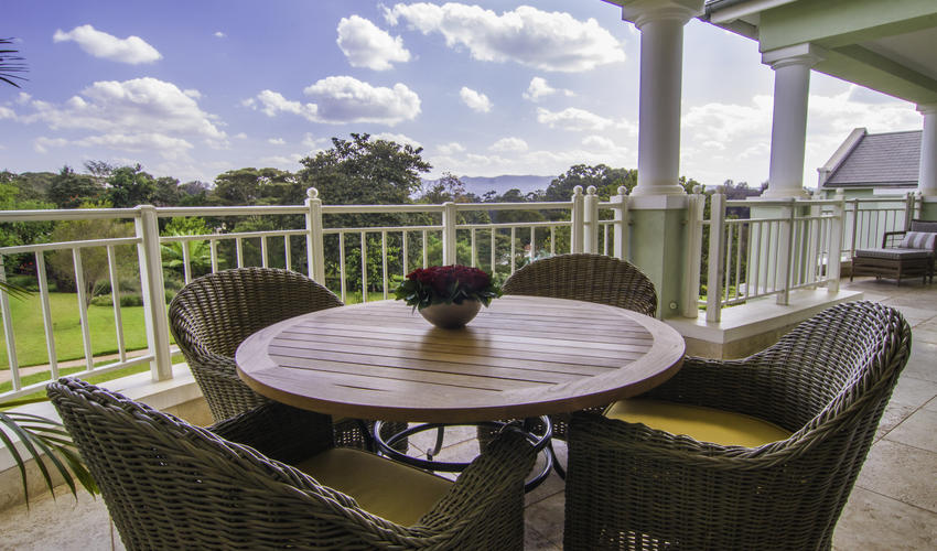 Hemingway Suite Balcony View of Ngong Hills