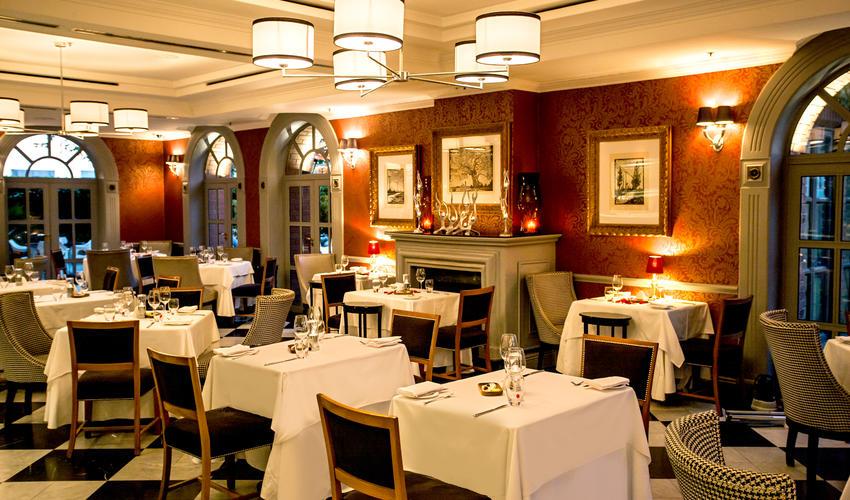 Level 4 Restaurant