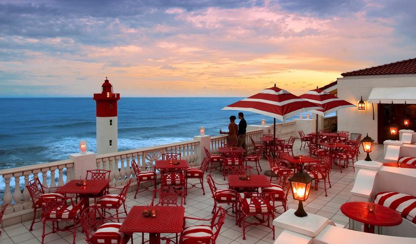 The lighthouse Bar Terrace