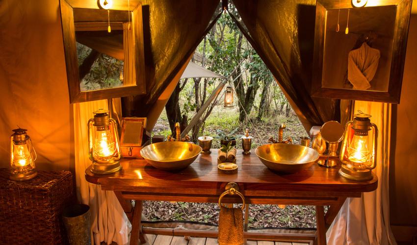 Mara Expedition Bathroom