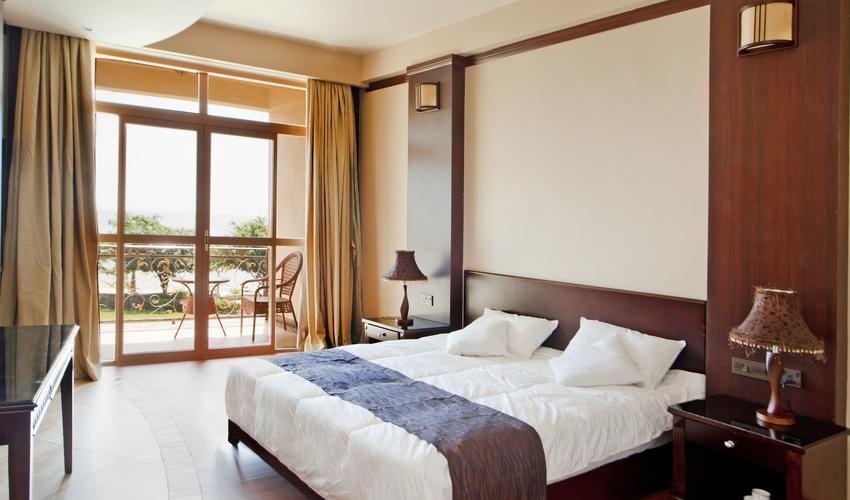 Our rooms are spacious and well-furnished with en-suite bathrooms.