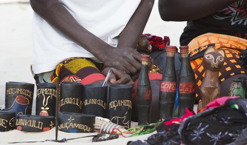 Local street artisans