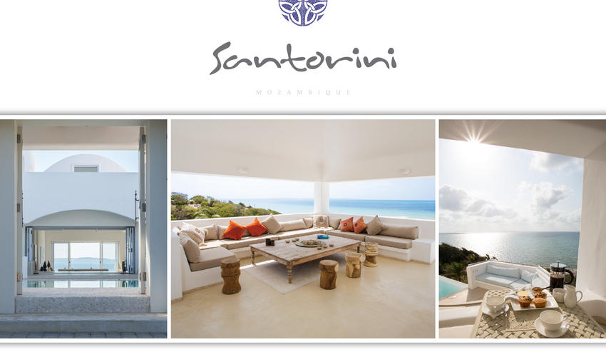 Welcome to Santorini, Mozambique