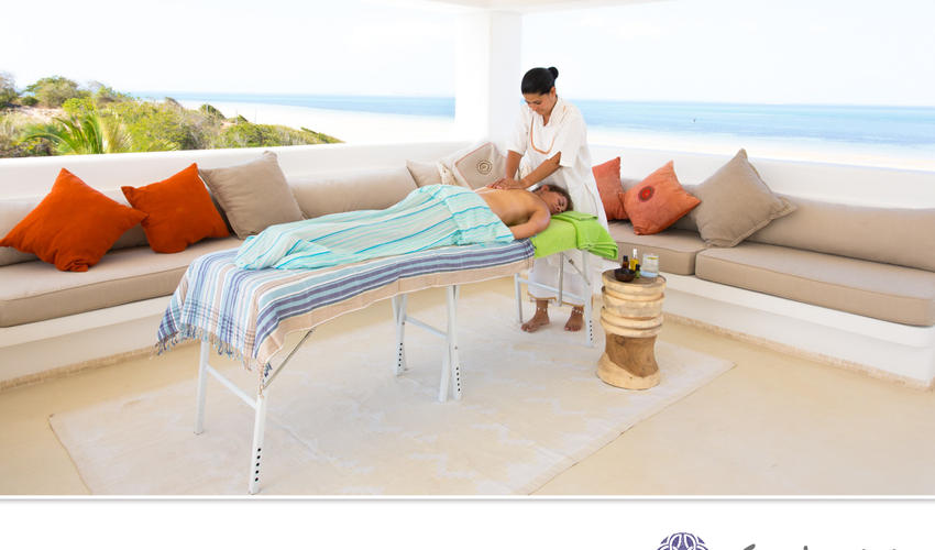 Spa treatments at pure locations
