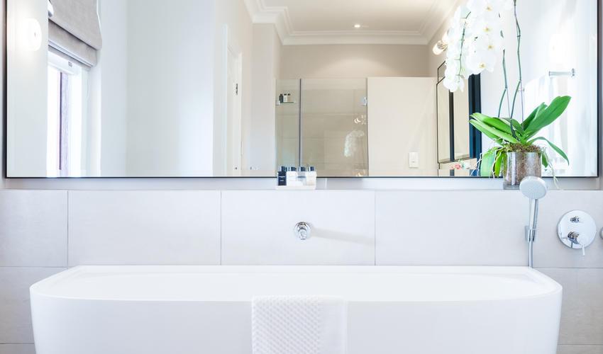 Ellerman House- Bathroom