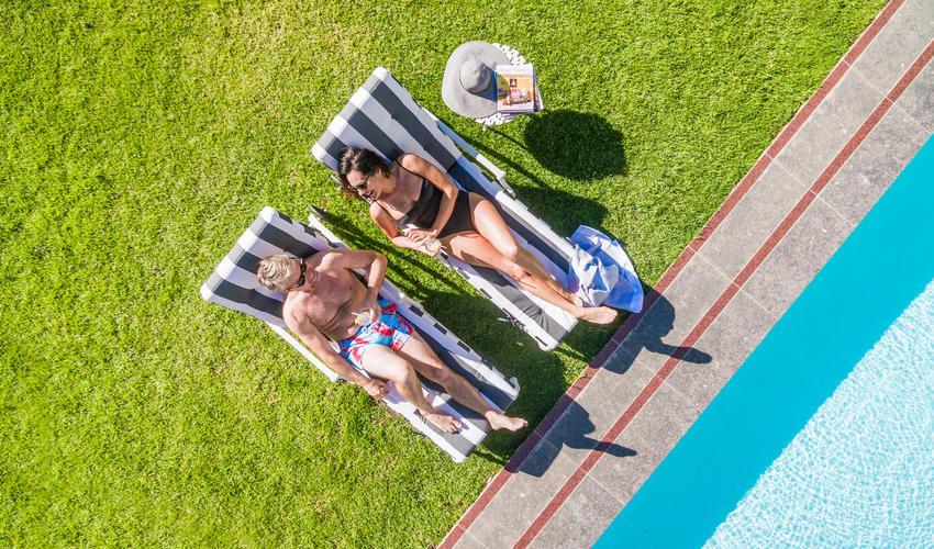 Ellerman House- Pool