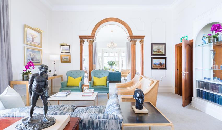 Ellerman House- Lounge