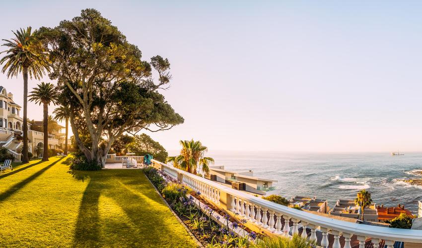 Ellerman House- Lawns and Views
