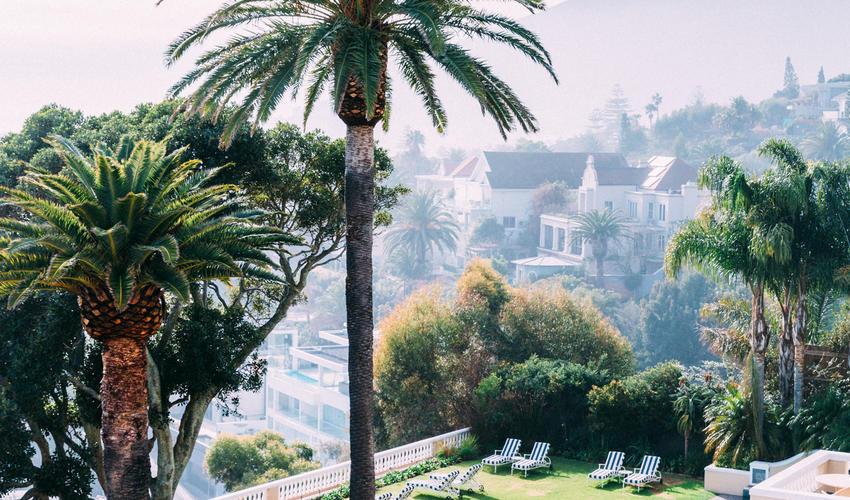 Ellerman House - View