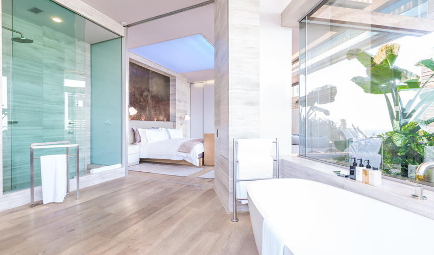 Ellerman House- Villa Two On-suite Bathroom