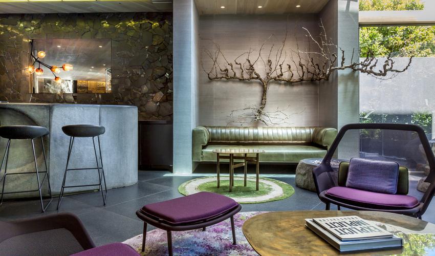 Ellerman House- Wine Gallery Lounge