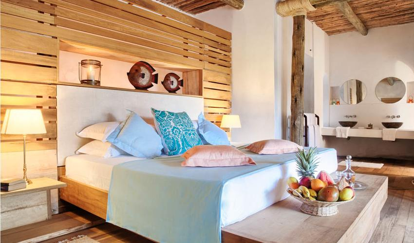 Coastal style and unique interiors at The Ocean Spa Lodge