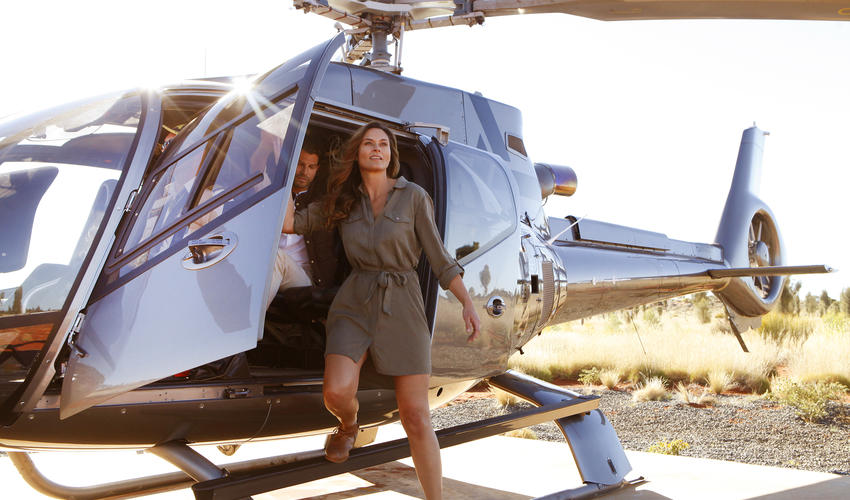 Helicopter Experience