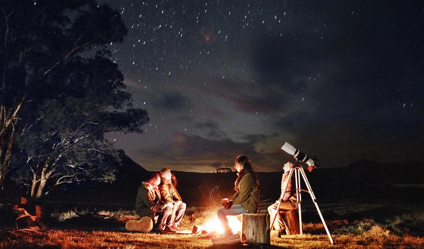 Emirates One&Only Wolgan Valley - Stargazing and Campfire Experience