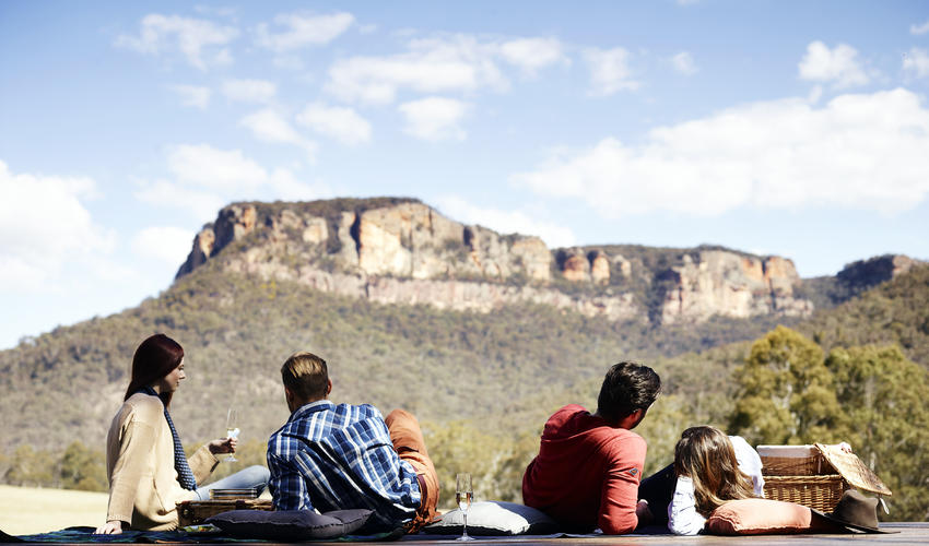 Emirates One&Only Wolgan Valley - Gourmet Picnic