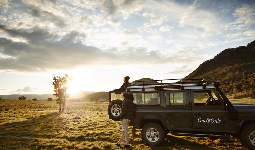 Emirates One&Only Wolgan Valley - Wildlife and Sundowners Tour