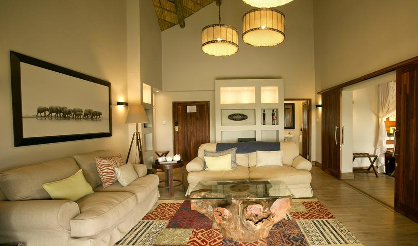 Executive Suite Lounge, Ilala Lodge Hotel