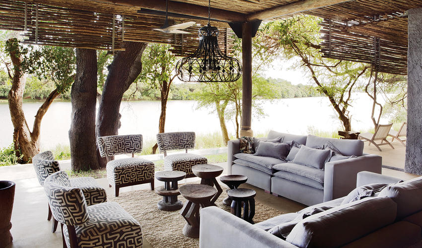 River House lounge