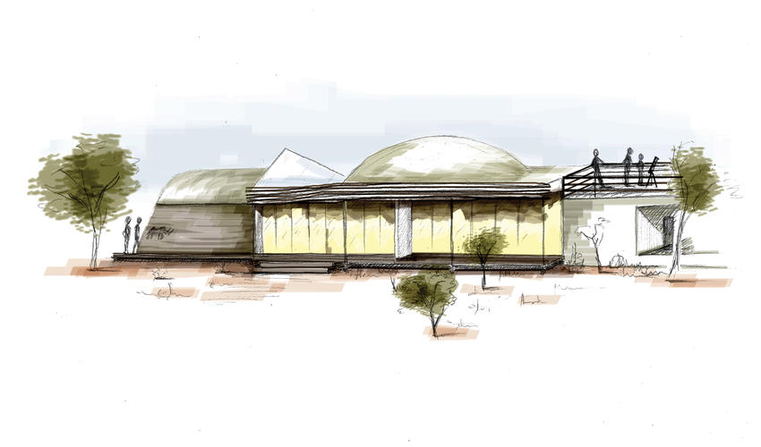 Ongava Research Center exterior