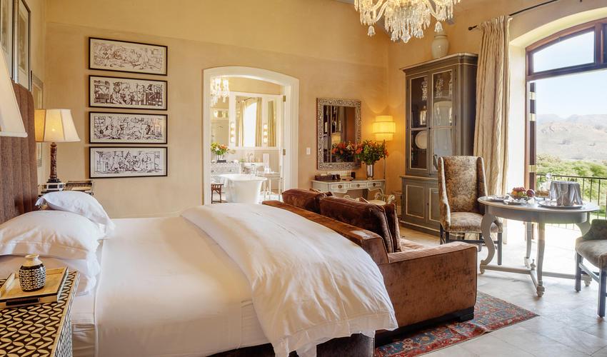 The Armani Suite