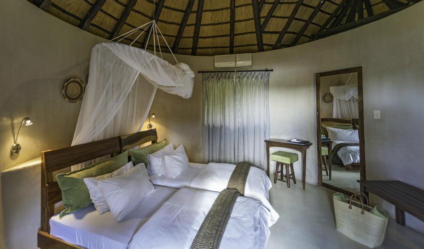 A range of accommodation at Onguma Bush Camp
