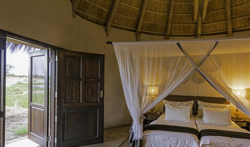 Accommodation at Onguma Bush Camp
