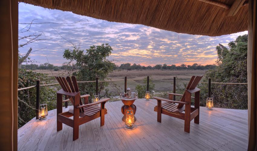 Luxury Suite View
