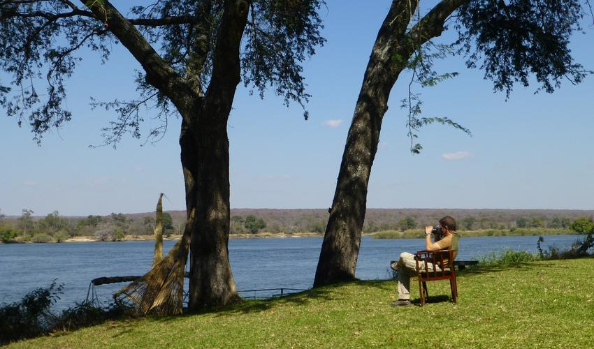 The Zambezi is a birders and photographers paradise.