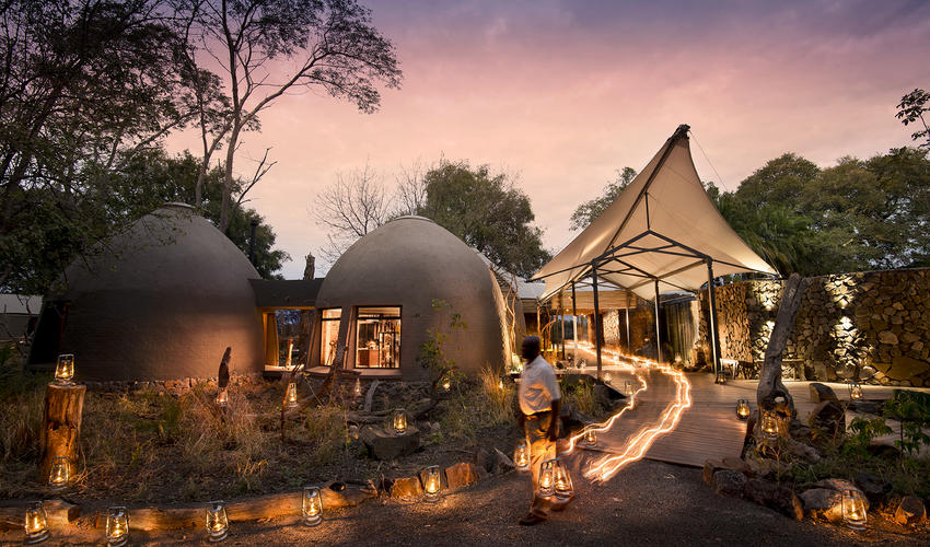 Welcome to Thorntree River Lodge
