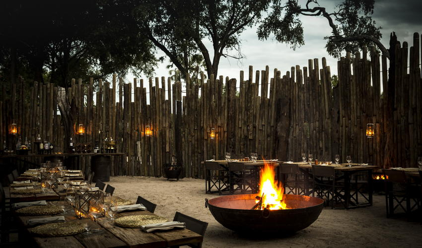 Boma dinners are endlessly popular
