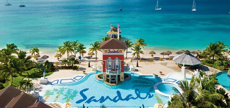 St Lucia - 2 Centre