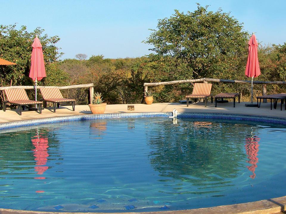 Wenn Sie von Ihren atemberaubenden Erlebnissen zurückkehren, wartet der Pool auf Sie...