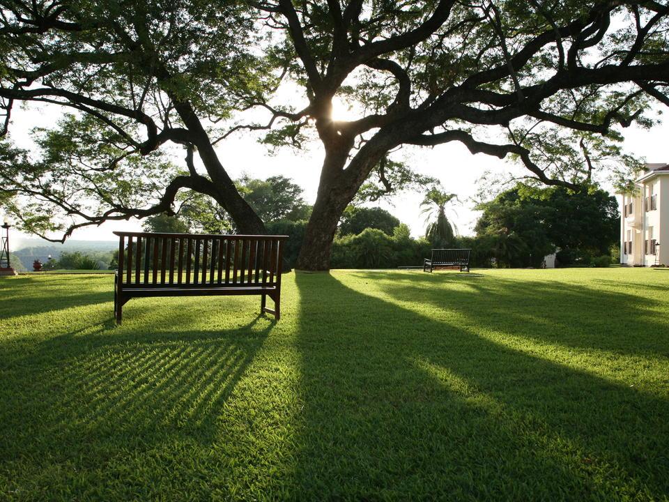 Lush Garden - Entspannen Sie sich in den Gärten