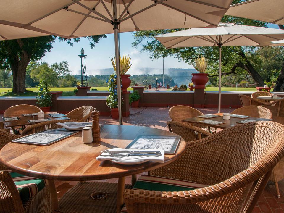 Stanley's Terrace - Ganztägig leichte Mahlzeiten