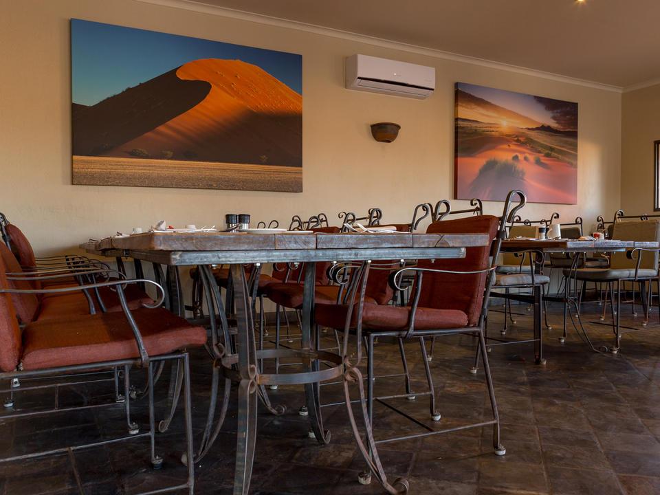 Indoor Restaurantbereich
