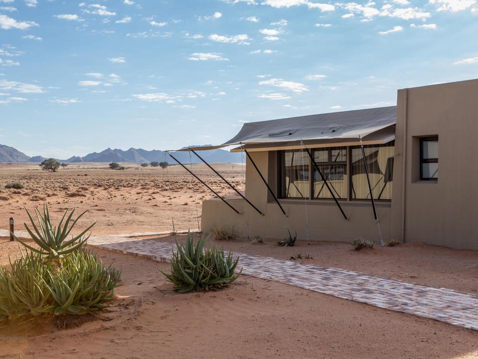 Superior-Einheit mit Terrasse und spektakulärem Blick über die Wüstenlandschaften