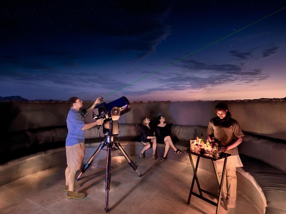 Sternenbeobachtung Astronom Teleskop