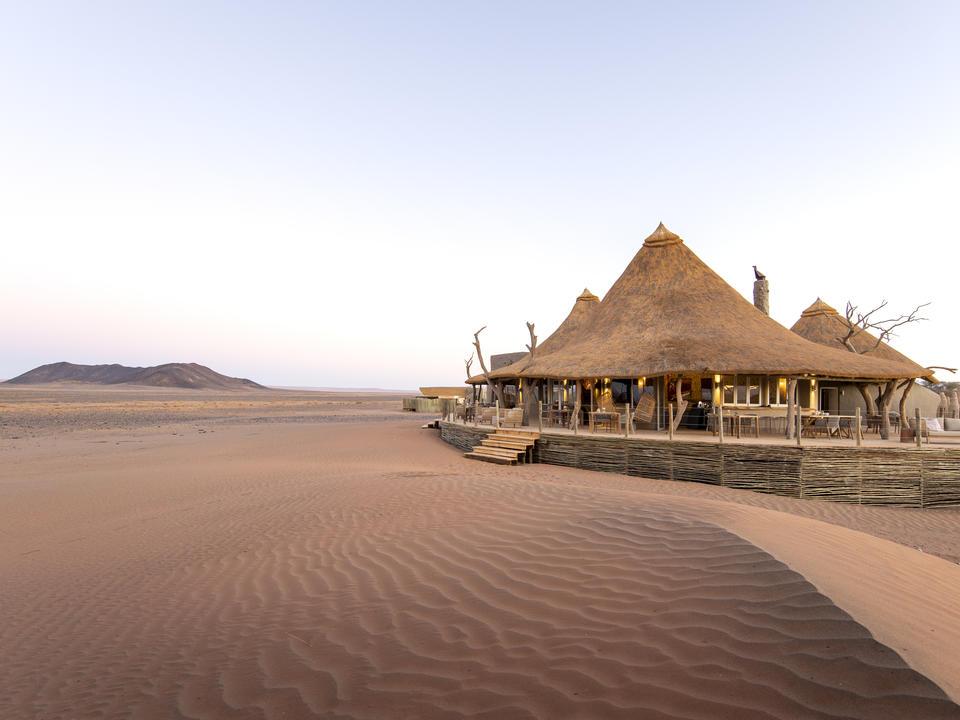 Little Kulala ist bestrebt, unser bestes Erlebnis der Namib-Wüste zu bieten und Gästen eine unvergessliche Safari zu bieten