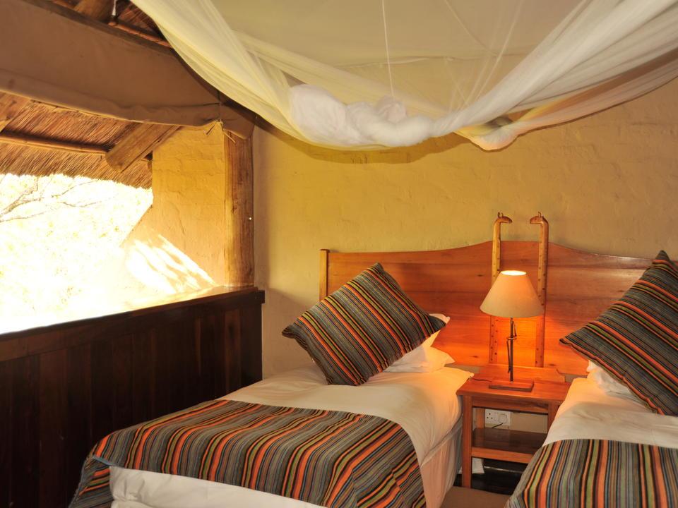 Verfügbar in der Lodge mit 3 Schlafzimmern