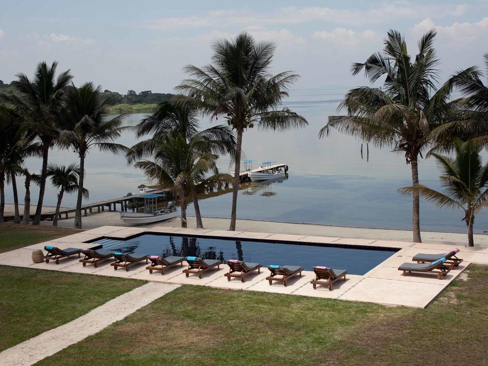 Pineapple Bay Swimming Pool