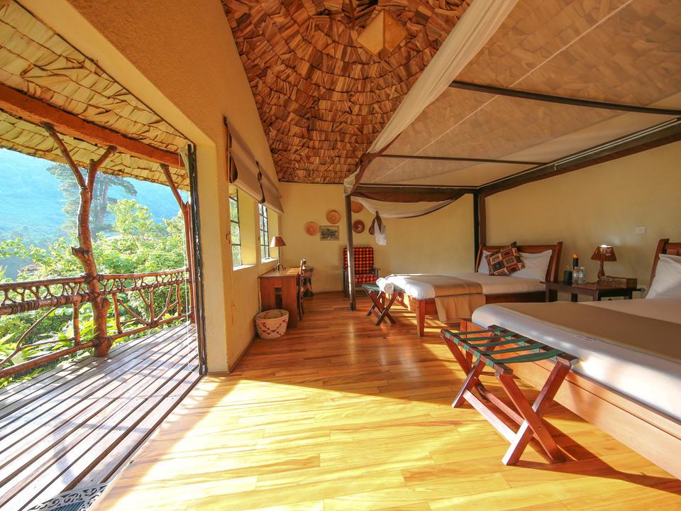Standard Suite mit 2 Einzelbetten