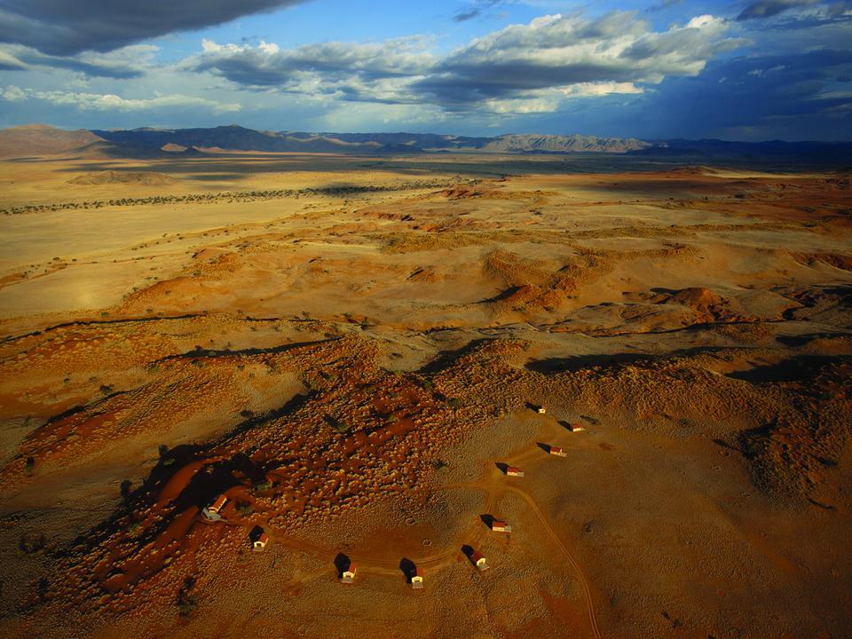 Das Namib Dune Star Camp ist ein unvergessliches Abenteuer der Gondwana Collection, das seinesgleichen sucht.