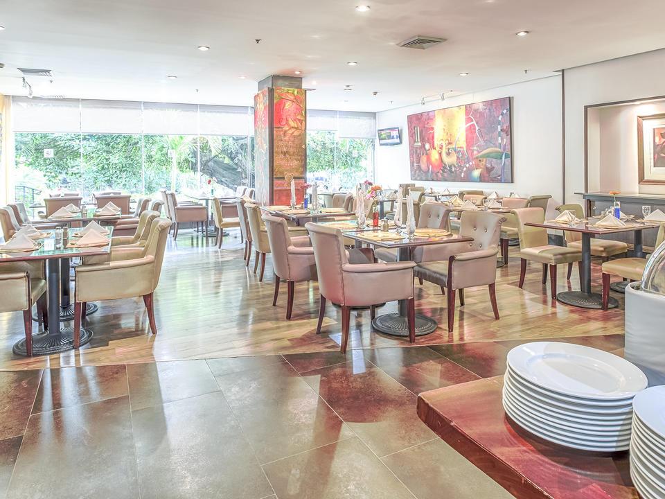 Katowa Restaurant im Studiohotel
