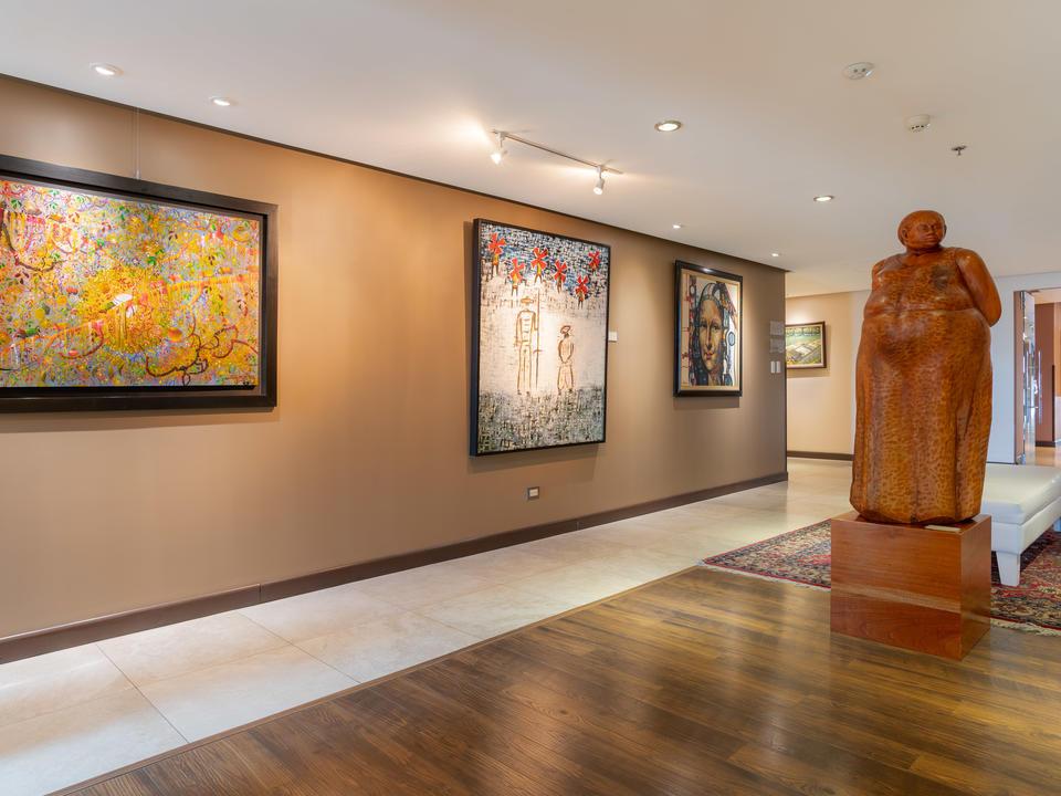 Kunstsammlung des Studiohotels