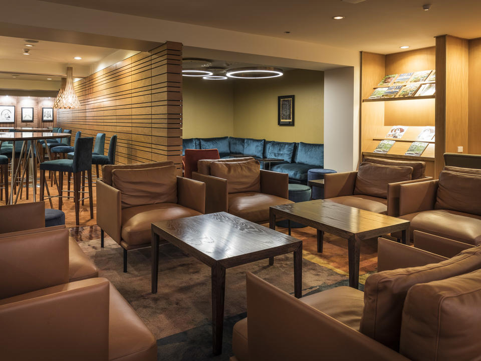 Loungebar & Lobby-Bereich
