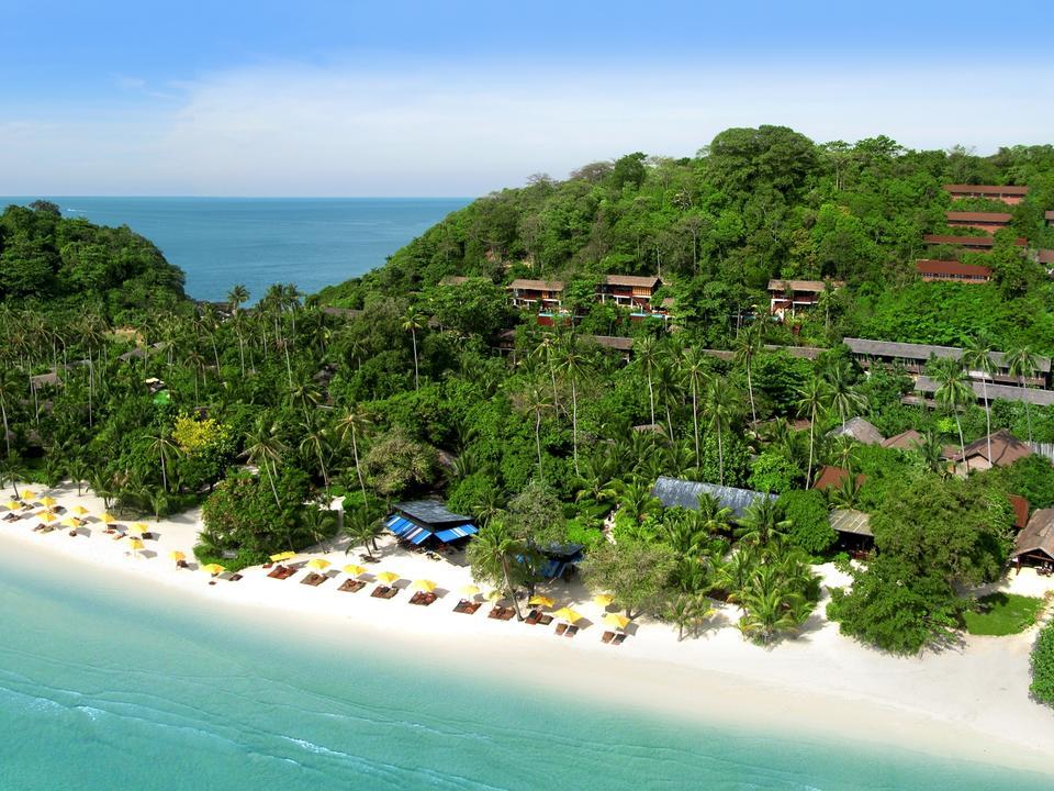 Zeavola Resort - Panoramablick